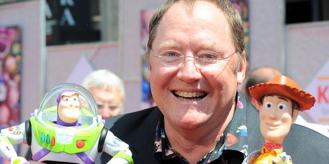 Arkivbild: John Lasseter Katy Winn / TT NYHETSBYRÅN