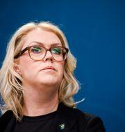 Lena Hallengren. MAXIM THORE / BILDBYRÅN