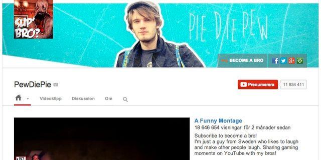 Stora dicks på YouTube