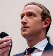 Mark Zuckerberg Andrew Harnik / TT NYHETSBYRÅN