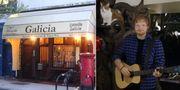 Nästa månad öppnar Ed Sheeran sin första bar. Adrian Acediscovery /  Kirsty Wigglesworth TT