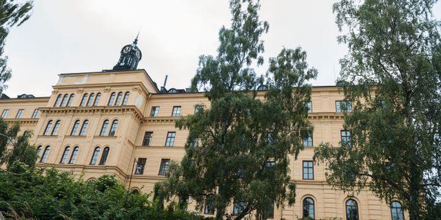 Campus Manilla Pa Djurgarden I Stockholm Arkivbild Vilhelm Stokstad Tt Tt Nyhetsbyran