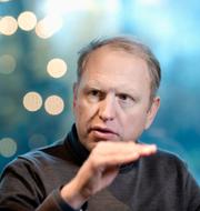 Scanias avgående vd Henrik Henriksson TT