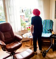 Äldre kvinna. Arkivbild. Kallestad, Gorm / TT NYHETSBYRÅN
