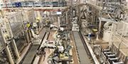 Scania-fabriken i Oskarshamn.  Fredrik Sandberg/TT / TT NYHETSBYRÅN