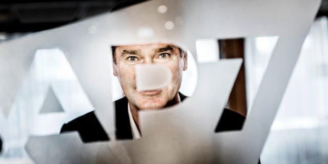 Arkivbild: Richard Gröttheim, vd Sjunde AP-fonden Tomas Oneborg/SvD/TT / TT NYHETSBYRÅN