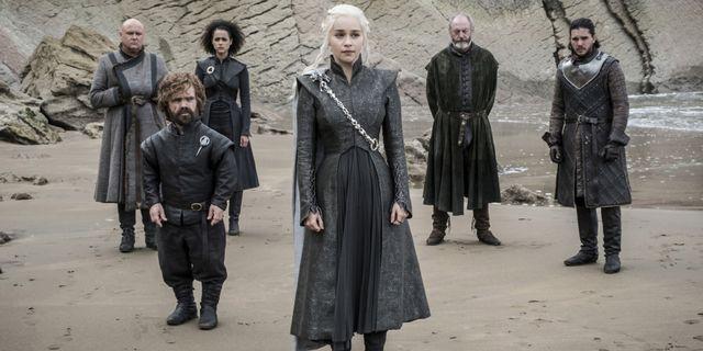 Game of Thrones.  TT NYHETSBYRÅN