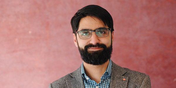 Shahbaz Khan. Socialdemokraterna Göteborg.