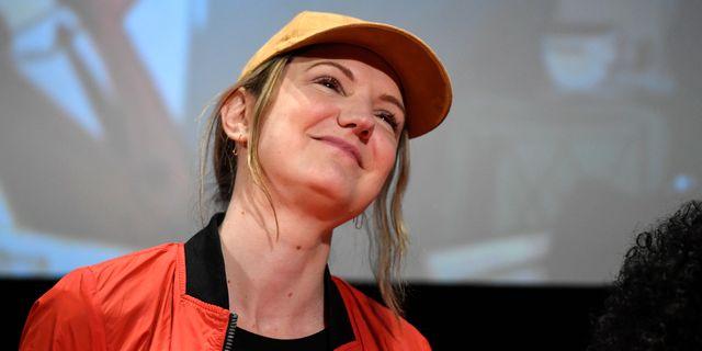 Gabriela Pichler. Anders Wiklund/TT / TT NYHETSBYRÅN