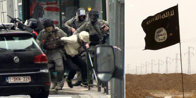 46 rebeller uppges ha dodats i attack
