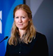 Kristine Rygge. Arkivbild. Thomas Johansson/TT / TT NYHETSBYRÅN
