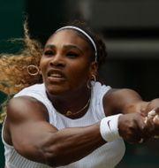 Serena Williams.  Kirsty Wigglesworth / TT NYHETSBYRÅN