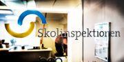 Skolinspektionen. Tomas Oneborg/SvD/TT / TT NYHETSBYRÅN