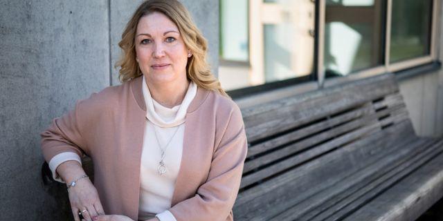 Johanna Jaara Åstrand Christine Olsson/TT / TT NYHETSBYRÅN