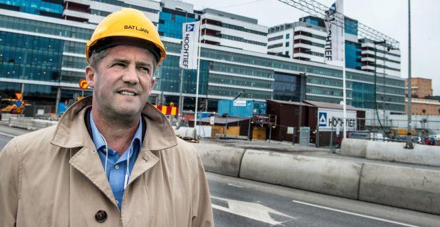 Batljan Lars Pehrson / SvD / TT / TT NYHETSBYRÅN