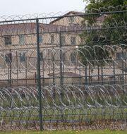 Arkivbild på federalt fängelse i USA.  LM Otero / TT NYHETSBYRÅN