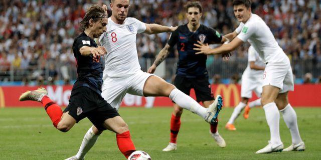 Fotbolls-VM.  Matthias Schrader / TT NYHETSBYRÅN/ NTB Scanpix