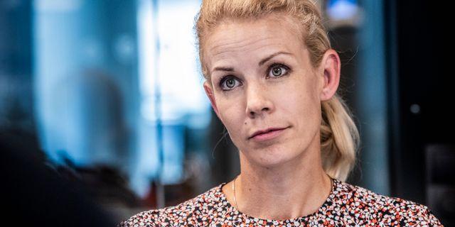 Anna König Jerlmyr (M). Arkivbild. Tomas Oneborg/SvD/TT / TT NYHETSBYRÅN