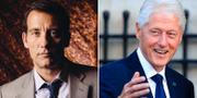Clive Owen/Bill Clinton. TT