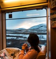 Arkivbild, tågresa i Norge.  Kallestad, Gorm / TT NYHETSBYRÅN