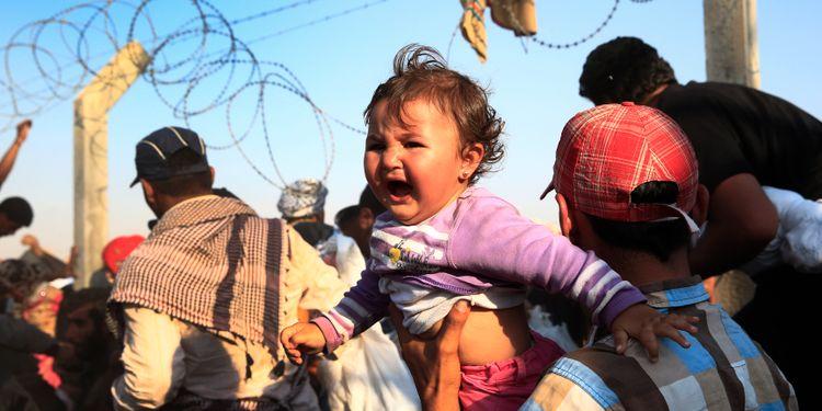 Här skräms barnen till skrik | SVT Nyheter