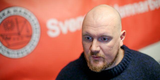 Arkivbild, Erik Helgeson. ADAM IHSE / TT NYHETSBYRÅN