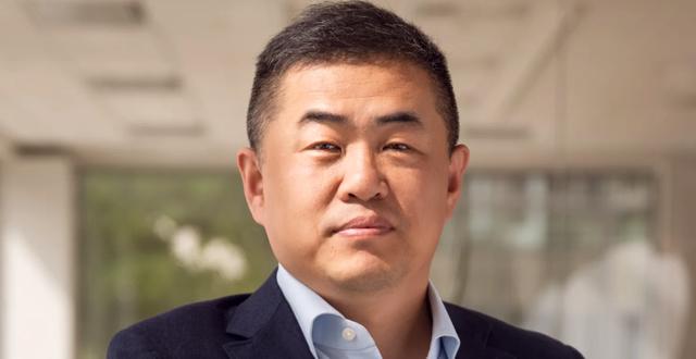 Jeffrey Qiu, vd för Huawei Consumer Group i Norden. Pressfoto