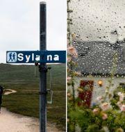 Jämtland och Skåne på vardera ända av spektrat.  TT