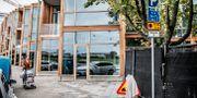 """Oscar Properties nybygge """"Brf Stettin 7"""", även kallad 79&Park på Sandhamnsgatan i Stockholm. Tomas Oneborg/SvD/TT / TT NYHETSBYRÅN"""