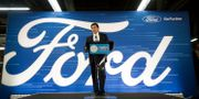Fords vd Mark Fields Carlos Osorio / TT / NTB Scanpix