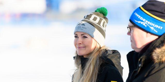 Karin Mattsson.  CARL SANDIN / BILDBYRÅN