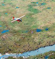 Arctic National Wildlife Reserve. TT