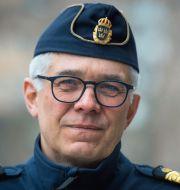 Anders Thornberg, rikspolischef.  Carl-Olof Zimmerman/TT / TT NYHETSBYRÅN