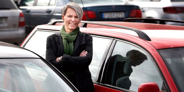 Margareta Friman.  Linn Malmén/TT / TT NYHETSBYRÅN