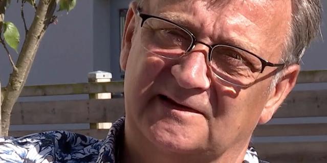 Mats Kärrlid.  SVT