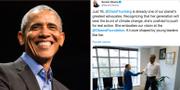 Barack Obama. TT, Twitter/privat