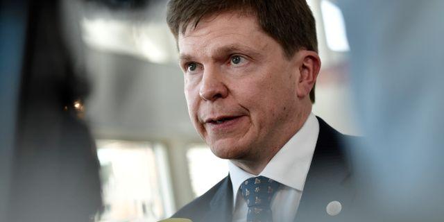 Andreas Norlén.  Stina Stjernkvist/TT / TT NYHETSBYRÅN