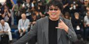 Bong Joon-Ho under Cannes. Arkivbild. LOIC VENANCE / AFP