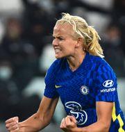 Pernille Harder i Chelsea.  MASSIMO PINCA / BILDBYRÅN