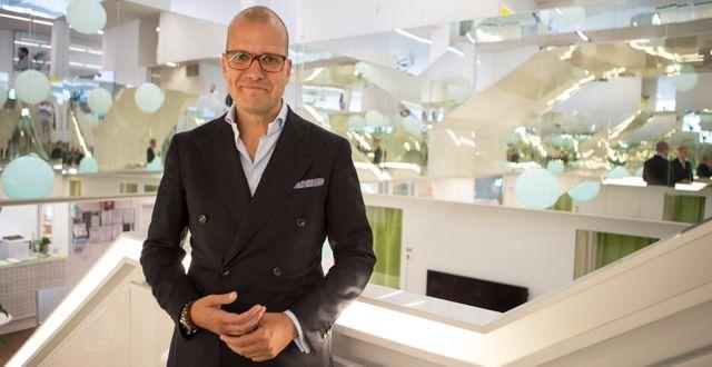 Arkivbild: Joakim Bornold, analytiker på Söderberg & Partners.  Daniella backlund/SvD/TT / TT NYHETSBYRÅN