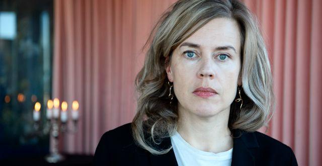 Annika Norlin. Jessica Gow / TT / TT NYHETSBYRÅN