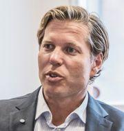 Wilhelm Tersmeden. Veronica Johansson/SvD/TT / TT NYHETSBYRÅN