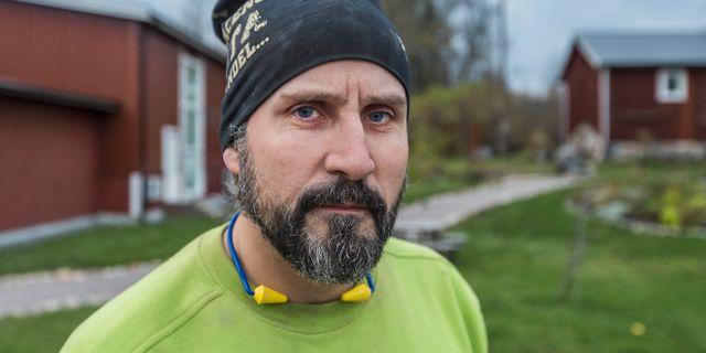 Peter Gembäck 2014. Staffan Claesson / TT / TT NYHETSBYRÅN
