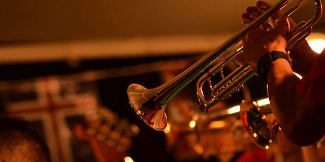 Grundarna till Jazz Night Express utlovar en natt i retroglamourens tecken. Getty