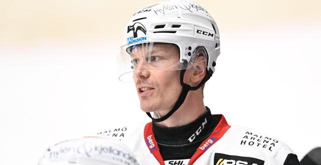 Lars Bryggman var första att smittas i klubben. Mikael Fritzon/TT / TT NYHETSBYRÅN