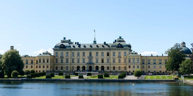 Drottningholms slott. Marianne Løvland / TT NYHETSBYRÅN