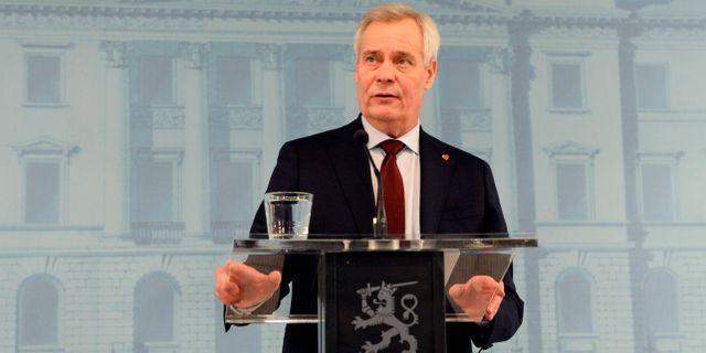 Mikko Stig / TT NYHETSBYRÅN