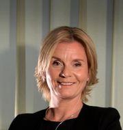 Åsa Bergman, vd och koncernchef för Sweco  Janerik Henriksson/TT / TT NYHETSBYRÅN