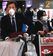 Bilder från Songshan-flygplatsen TT