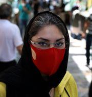 Marknad i Teheran, Iran/Arkivbild.  Vahid Salemi / TT NYHETSBYRÅN